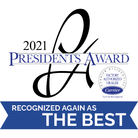 Arise Services Recognized Again as the Best | 2021 Carrier President's Award Winner